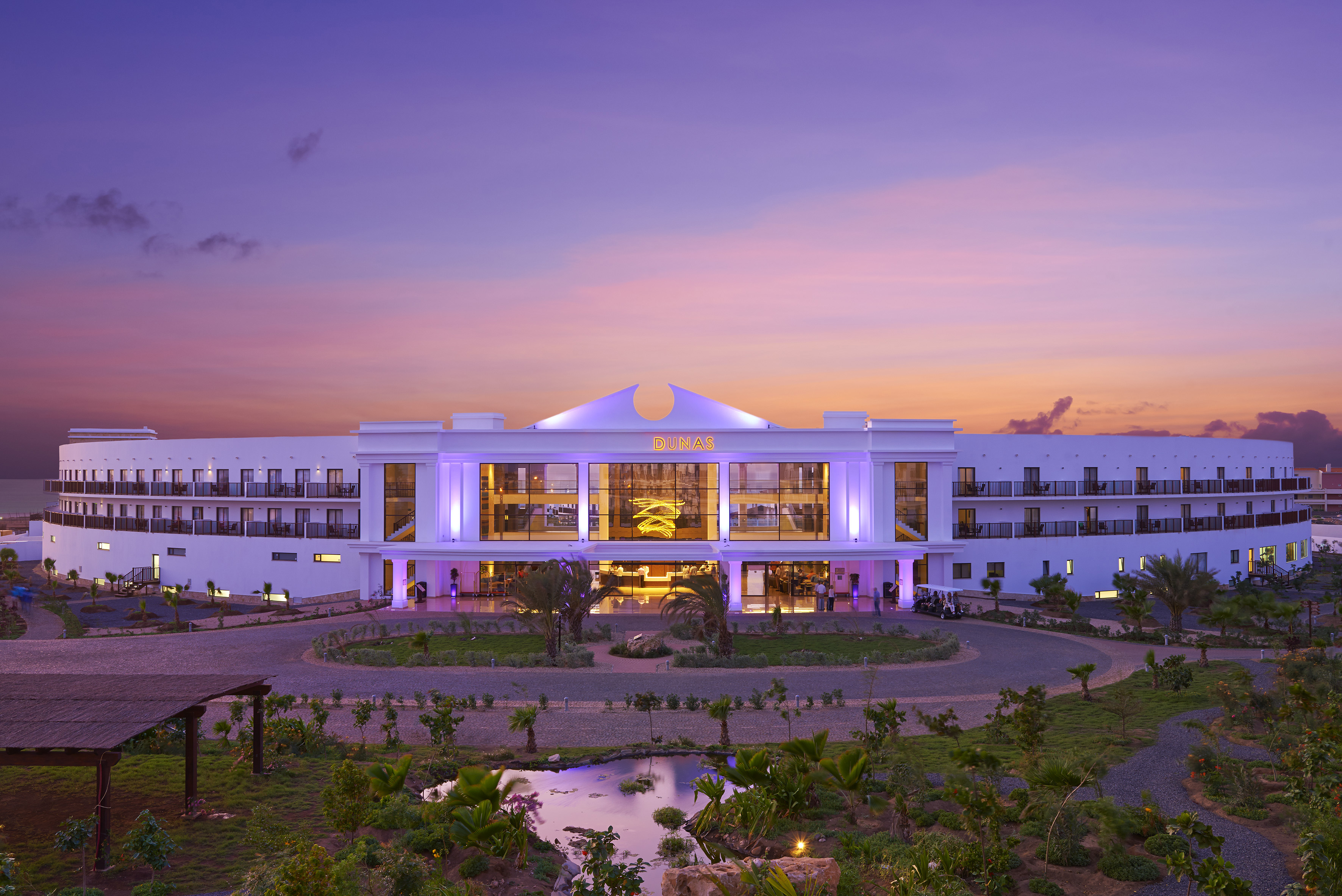 MELIA DUNAS BEACH RESORT 5*